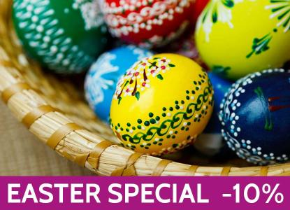 Easter Special -10 %