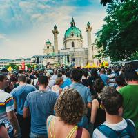 Music festivals in Vienna