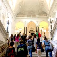 University of Vienna Staircase