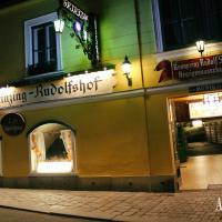 "Visit one of Vienna´s numerous ""Heurigen"" in Grinzing"