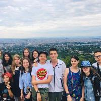 See Vienna from the top