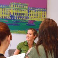 Wide range of German language courses