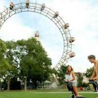 Discovering the Wiener Prater by Segway