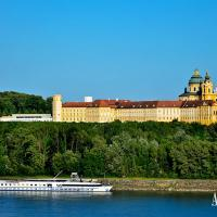 Visit Stift Melk or