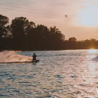 Impress with your wakeboard skills