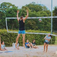 Show your volleyball skills