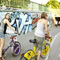 Rent a bike - Vienna offers various places and activities